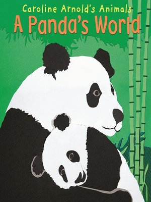 cover image of A Panda's World