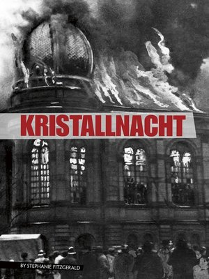 cover image of Kristallnacht