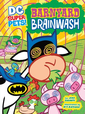 cover image of Barnyard Brainwash