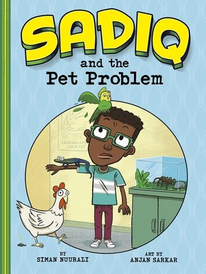 cover image of Sadiq and thePet Problem