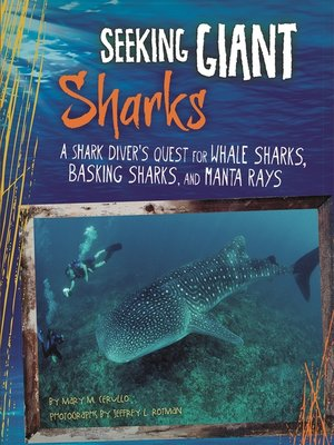 cover image of Seeking Giant Sharks