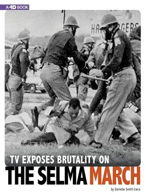 cover image of TV Exposes Brutality on the Selma March