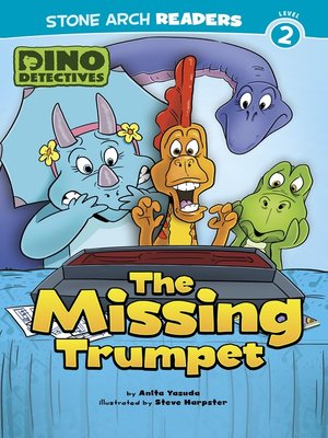 cover image of The Missing Trumpet
