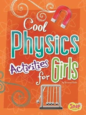 cover image of Cool Physics Activities for Girls