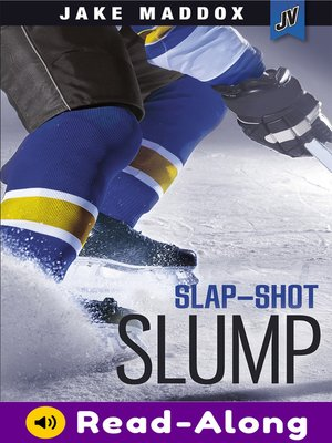 cover image of Slap-Shot Slump