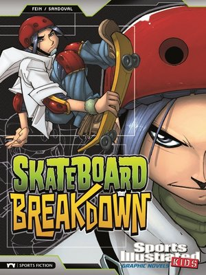 cover image of Skateboard Breakdown