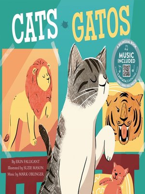 cover image of Cats / Gatos