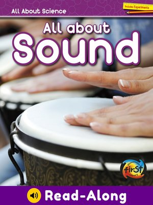 cover image of All About Sound