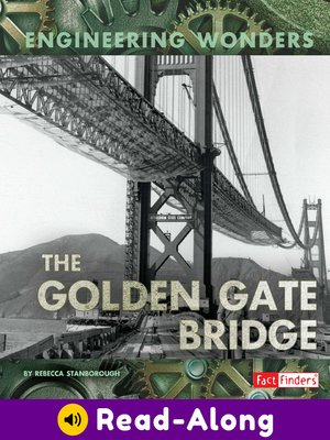 cover image of The Golden Gate Bridge