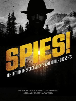 cover image of Spies!