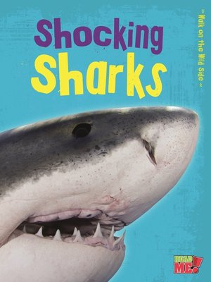 cover image of Shocking Sharks