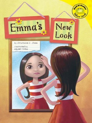 cover image of Emma's New Look