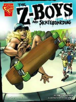 cover image of The Z-Boys and Skateboarding