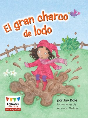 cover image of El gran charco de lodo