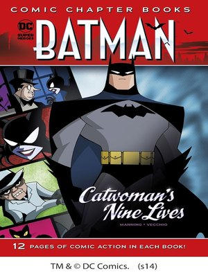 cover image of Catwoman's Nine Lives
