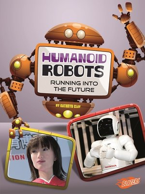 cover image of Humanoid Robots