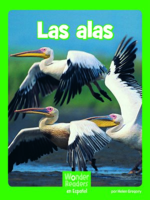 cover image of Las alas