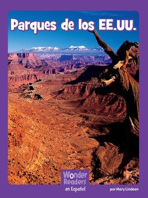 cover image of Parques de los EE.UU.