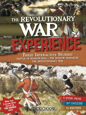 cover image of The Revolutionary War Experience