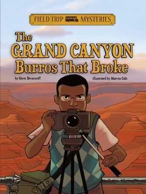 cover image of The Grand Canyon Burros That Broke