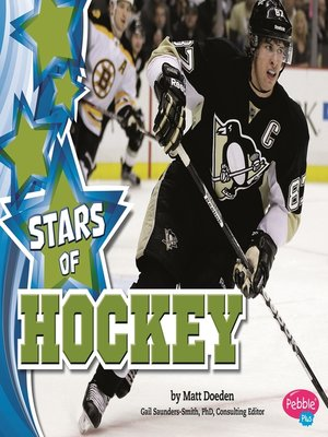 cover image of Stars of Hockey