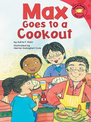 cover image of Max Goes to a Cookout