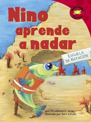 cover image of Nino aprende a nadar