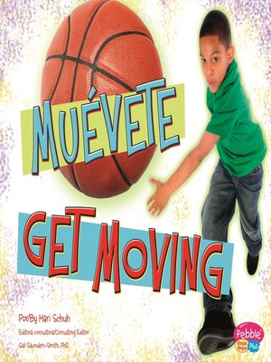 cover image of ¡Muévete!/Get Moving!