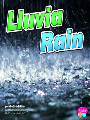 cover image of Lluvia/Rain