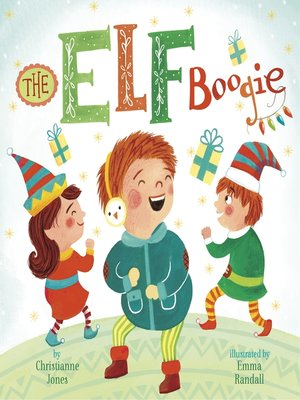 cover image of The Elf Boogie