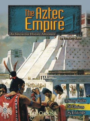 cover image of The Aztec Empire