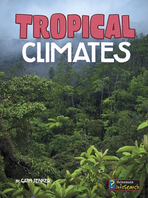 cover image of Tropical Climates