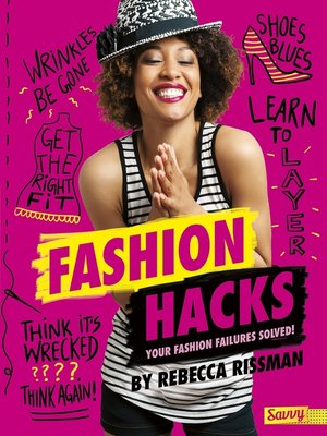 cover image of Fashion Hacks