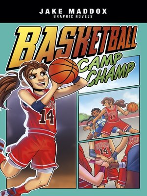 cover image of Basketball Camp Champ