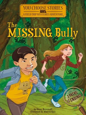 cover image of The Missing Bully