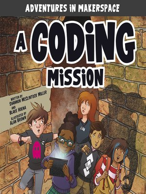 cover image of A Coding Mission