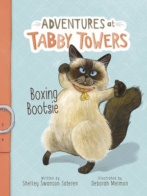cover image of Boxing Bootsie