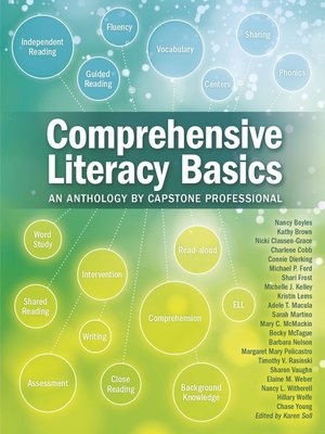 cover image of Comprehensive Literacy Basics