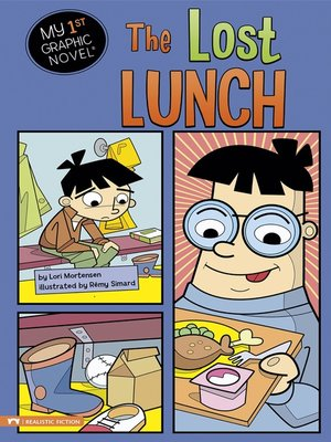 cover image of Lost Lunch