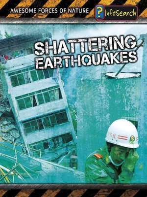 cover image of Shattering Earthquakes