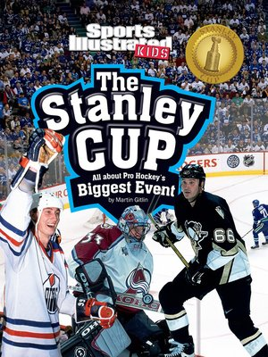 cover image of The Stanley Cup
