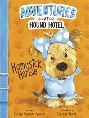 cover image of Homesick Herbie