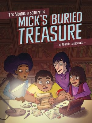 cover image of Mick's Buried Treasure