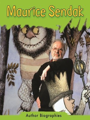 cover image of Maurice Sendak