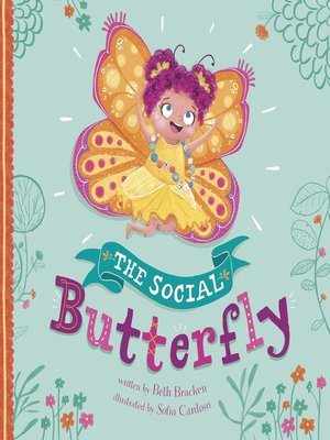 cover image of The Social Butterfly