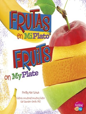 cover image of Frutas en MiPlato/Fruits on MyPlate