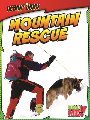 cover image of Mountain Rescue