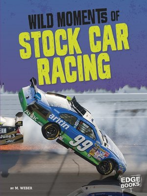 cover image of Wild Moments of Stock Car Racing