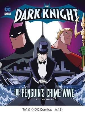 cover image of Batman vs. the Penguin
