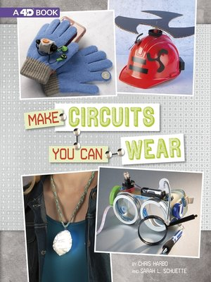 cover image of Make Circuits You Can Wear